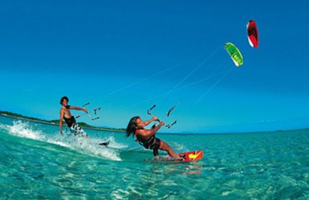 Kitesurf at LongSon MuiNe