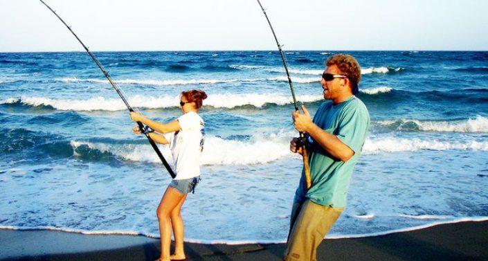 Fishing tour in phan thiet